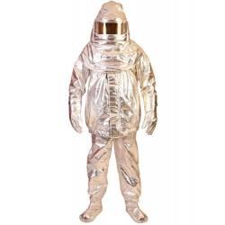 FYRAL® 6100 Alüminize Paraaramid Yangına Yaklaşma Elbisesi