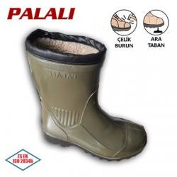 Palalı Pvc Miflonlu S5 Çizme