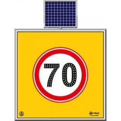 Evelux Azami Hız Sınırlaması     11734 S-LD